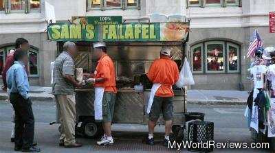 Sam's Falafel