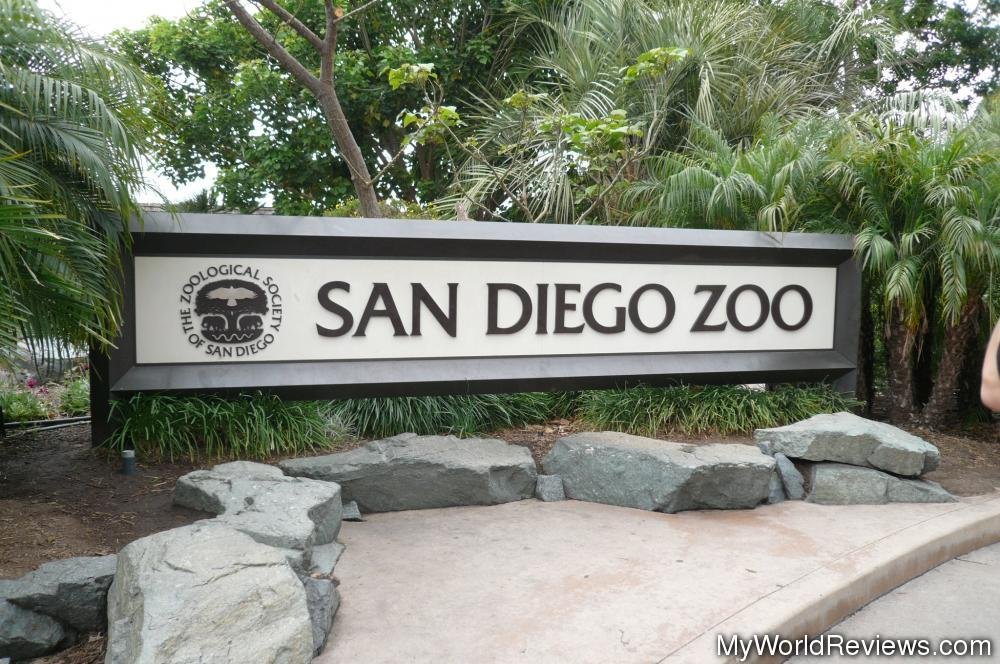 Review of San Diego Zoo at MyWorldReviews.com