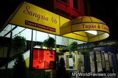 Sangria 46 Tapas & Cuisine of Spain