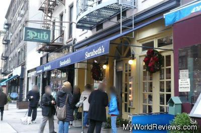 Sarabeth's on Amsterdam Ave