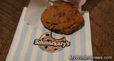 Shmackary's Classic Chocolate Chip Cookie