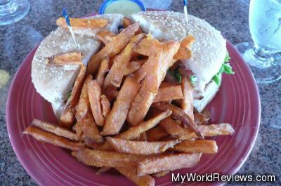 Shades Chicken Sandwich