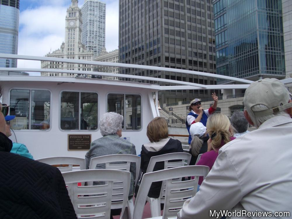 review of shoreline sightseeing - architecture river cruise at