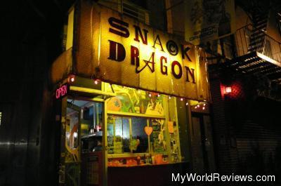 Snack Dragon in Lower East Side
