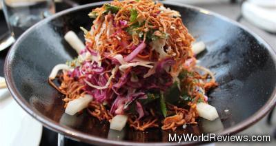 Spicy Thai Slaw