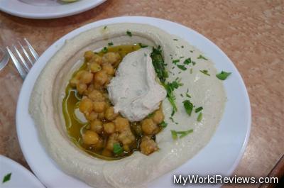 Hummus Extra