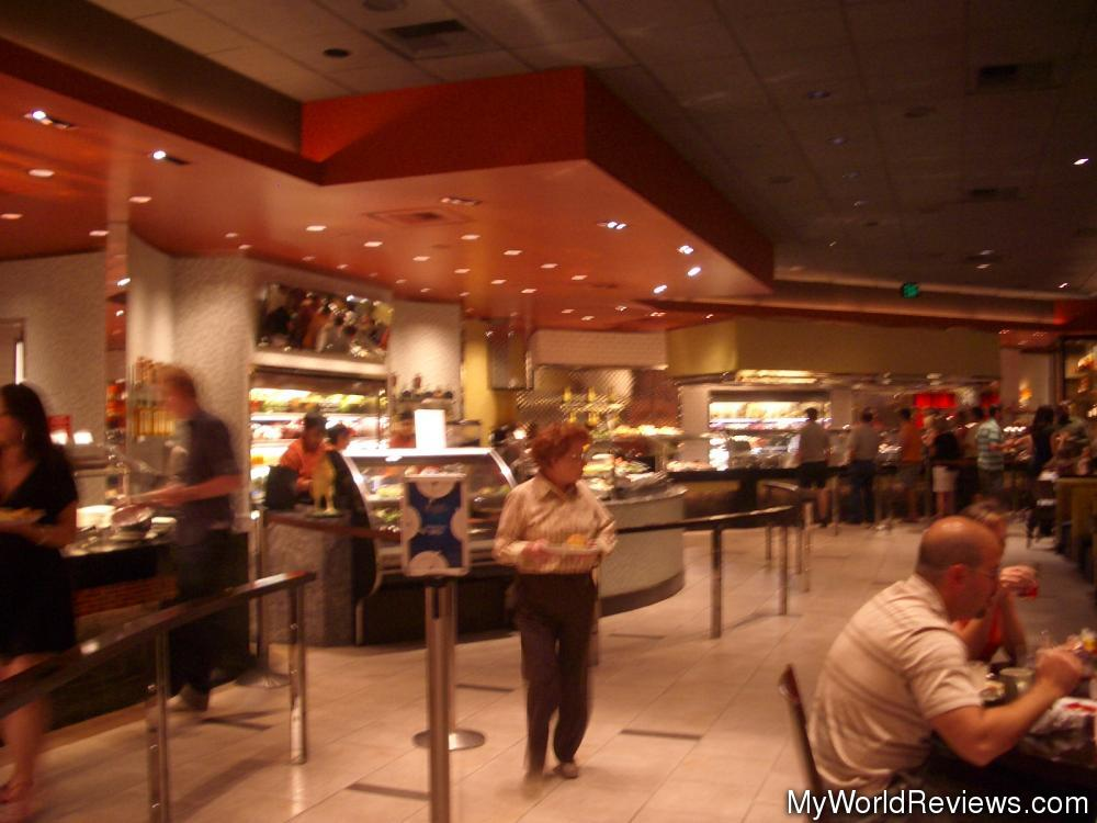Review of TI Buffet at MyWorldReviews.com