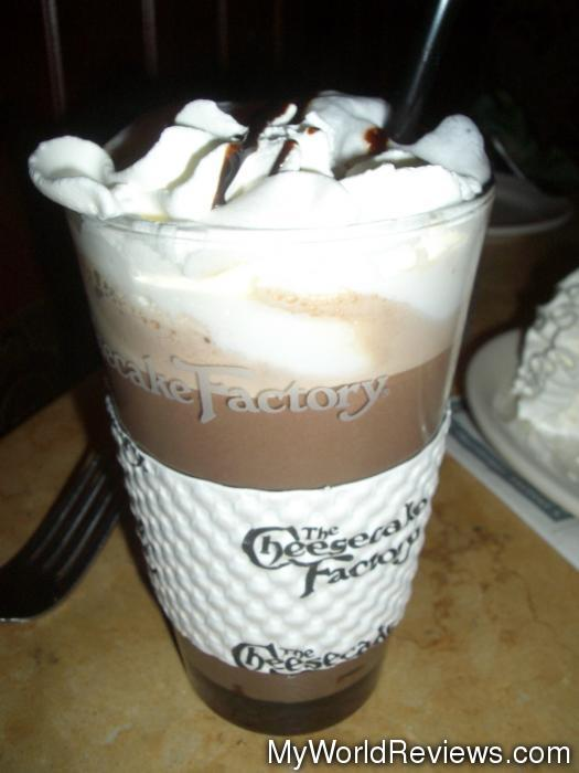 Review Of The Cheesecake Factory At Myworldreviews Com