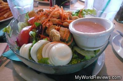 Green Flash House Salad