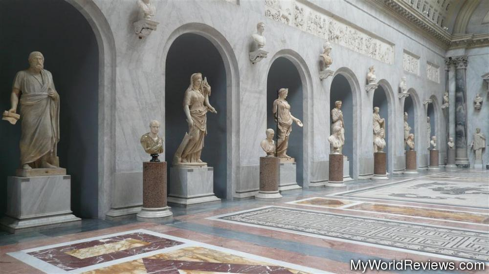 Review Of Vatican Museum And Sistine Chapel At