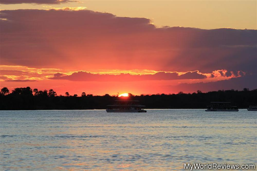 Review Of Victoria Falls Sunset Cruise At Myworldreviews Com
