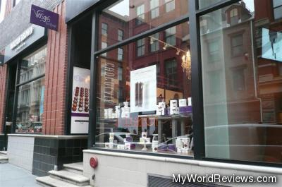 Vosges Store on Spring St.