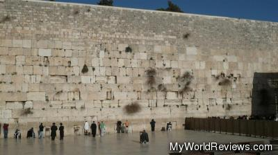 Closer to the Wailing Wall